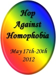 Hop Against Homophobia Blog Hop May 17th-20th