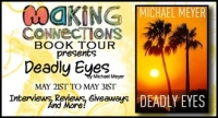 Deadly Eyes Blog Tour